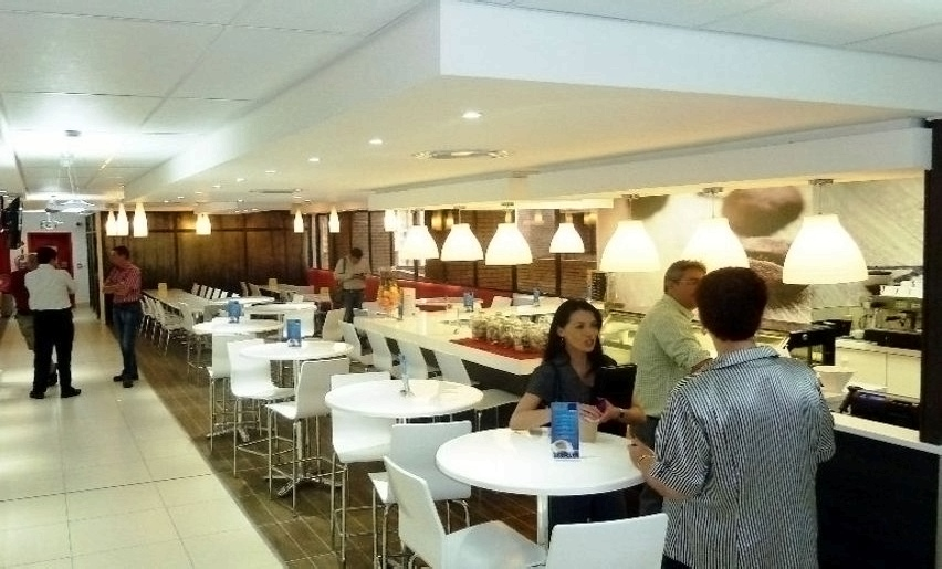Tj architects south africa retail commercial restaurant for Kitchen designs east london south africa
