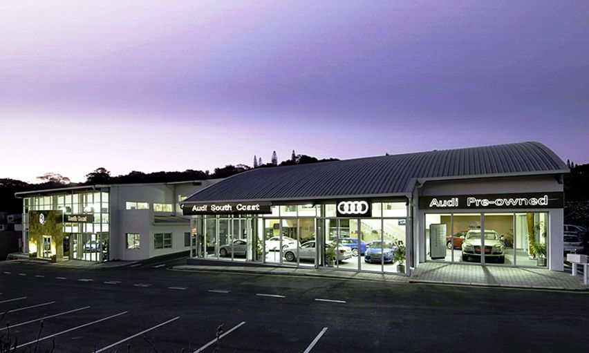 East Coast Vw >> TJ Architects South Africa - Retail & Showroom ...
