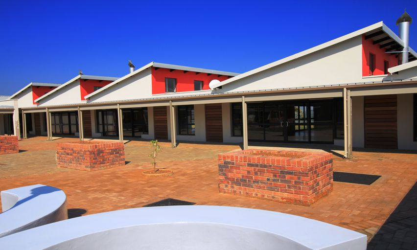 TJ Architects South Africa - Community Building Architecture