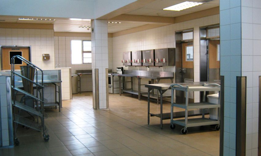 Tj architects south africa hospital health for Kitchen designs east london south africa