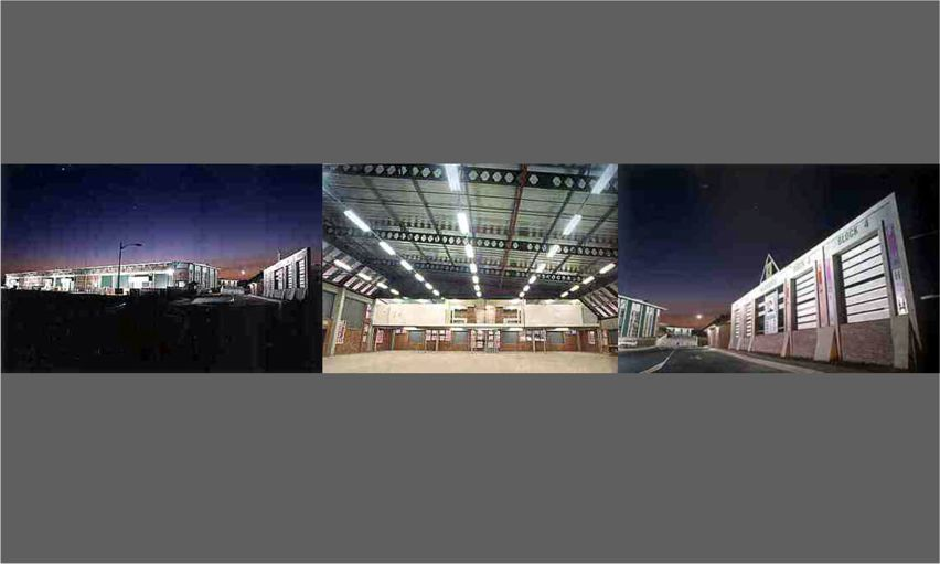 Tj architects south africa industrial architecture for Tj motors new london