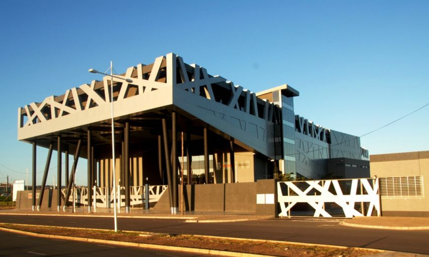 Tj architects south africa justice prison buildings for Tj motors new london