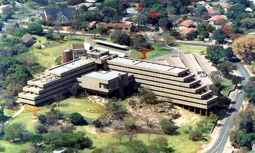 Nelspruit South Africa  City new picture : Nelspruit Civic Centre & Municipal Offices, Nelspruit, South Africa
